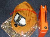 Cagoule de protection respiratoire